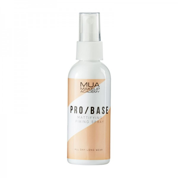 MUA PRO / BASE MATTIFYING FIXING SPRAY