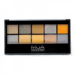 MUA 12 Shade Going For Gold Eyeshadow Palette