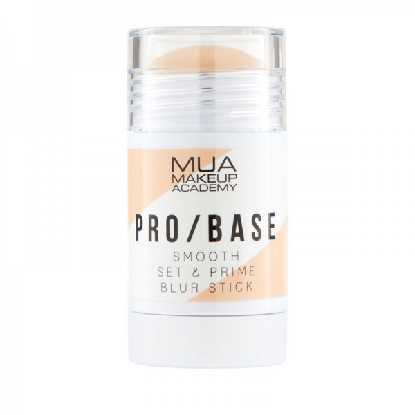 MUA PRO / BASE SMOOTH, SET & PRIME BLUR STICK