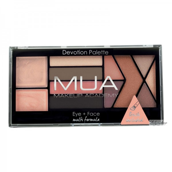 MUA DEVOTION Eyeshadow Palette