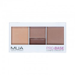 MUA Pro-Base Cover and Conceal Kit - Chestnut