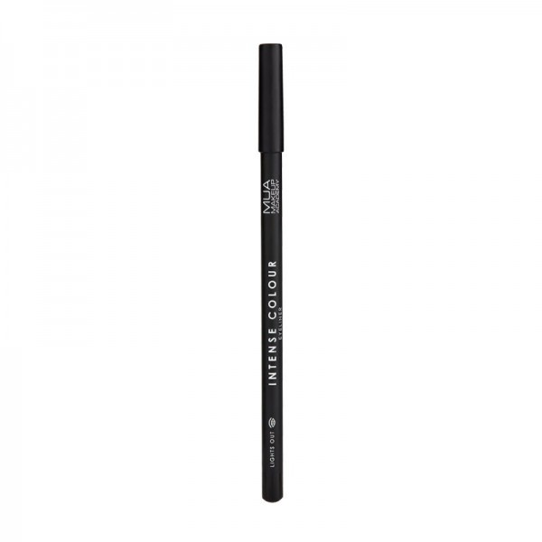 MUA INTENSE COLOUR EYELINER - LIGHTS OUT