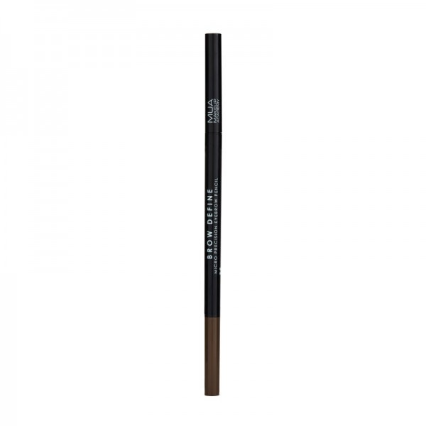 MUA BROW DEFINE MICRO EYEBROW PENCIL - DARK BROWN