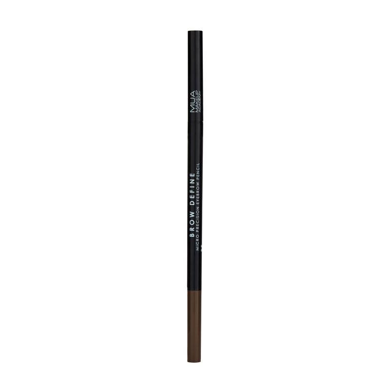 e5921245cb5 MUA Brow Define Micro Eyebrow Pencil - Dark Brown - MUA COSMETICS GREECE