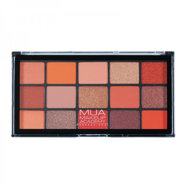MUA Pro 15 Shade Eyeshadow Palette Empire Butterfly