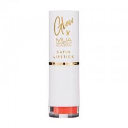 GLOW X MUA Lipstick - Hot Coral