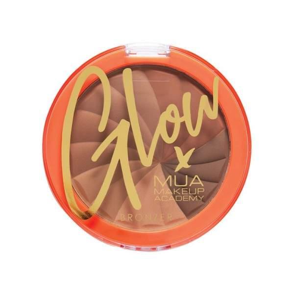 GLOW X MUA Bronzed Perfection - Golden Dunes