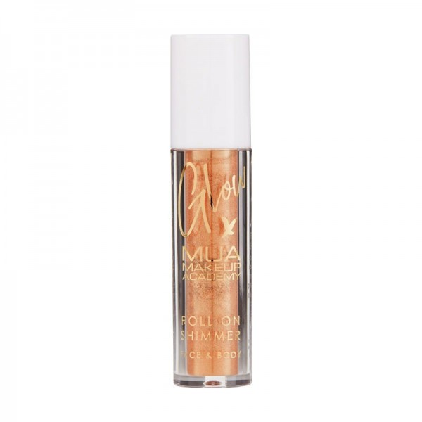 Glow X MUA Roll On Eye Shimmer - Desert Shimmer