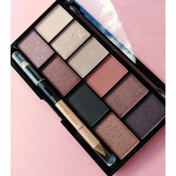 MUA Elysium Eyeshadow Palette