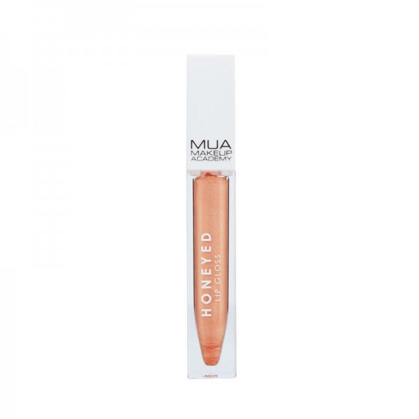 MUA Lipgloss Honeyed
