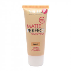 MUA Matte Perfect Shine Control Foundation
