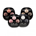 MUA Baked Trio Eyeshadow Smoke Screen Eyeshadow