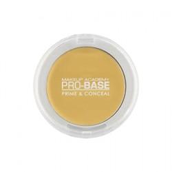 MUA Pro-Base Prime & Conceal Correcting Cream - YELLOW