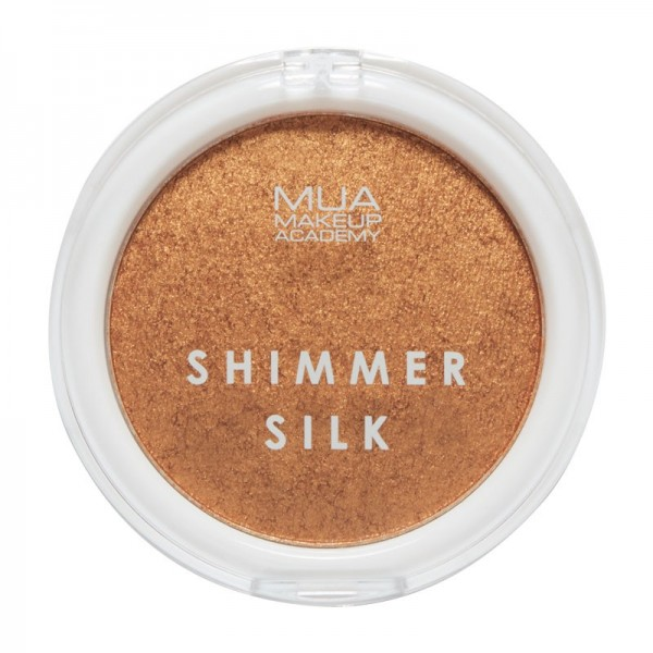 MUA Shimmer Silk Golden Hour