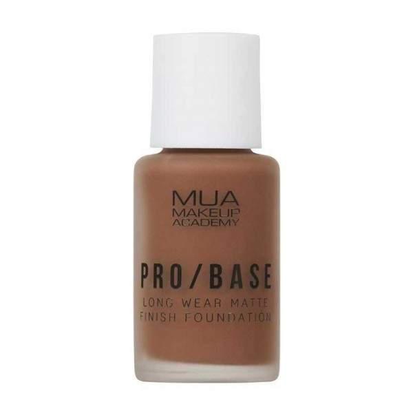 MUA PRO/BASE MATTE FINISH FOUNDATION - 186