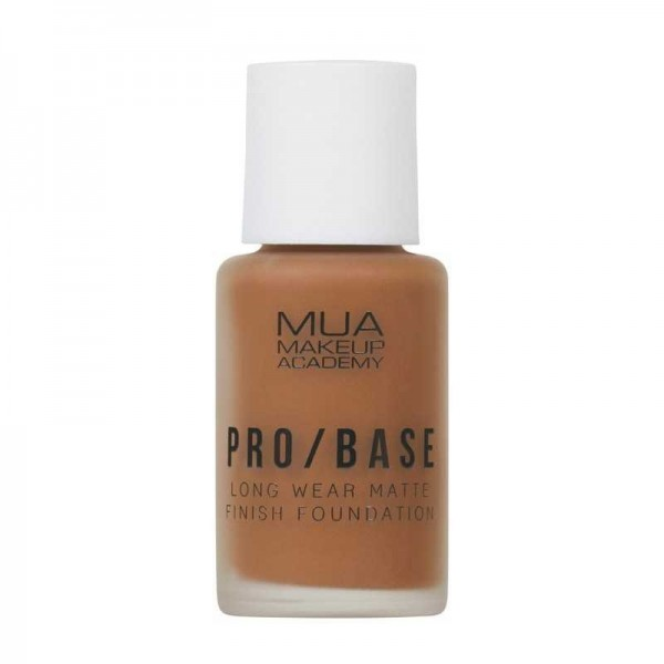 MUA PRO/BASE MATTE FINISH FOUNDATION - 185