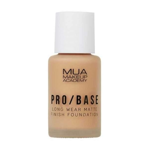 MUA PRO/BASE MATTE FINISH FOUNDATION - 164