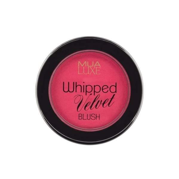 MUA Luxe Whipped Velvet Blush