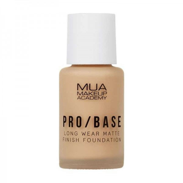 MUA PRO/BASE MATTE FINISH FOUNDATION - 144