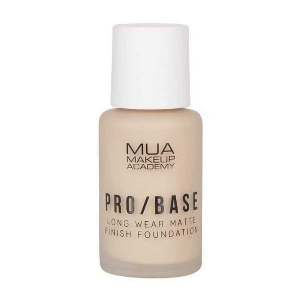MUA PRO/BASE MATTE FINISH FOUNDATION - 110