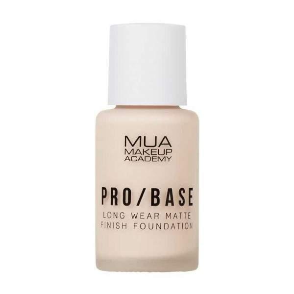 MUA PRO/BASE MATTE FINISH FOUNDATION - 101