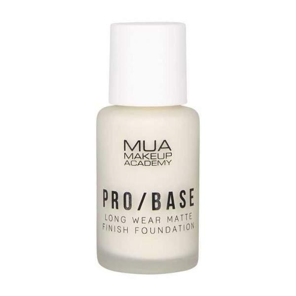MUA PRO/BASE MATTE FINISH FOUNDATION - 100