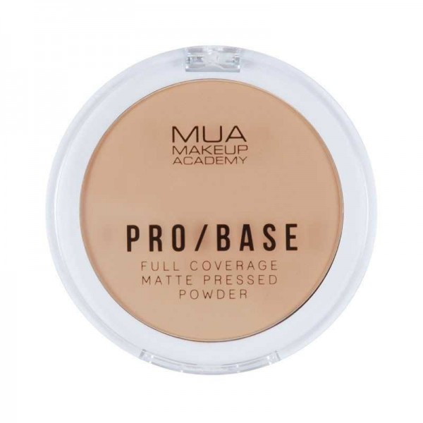 MUA PRO/BASE MATTE PRESSED POWDER - 150