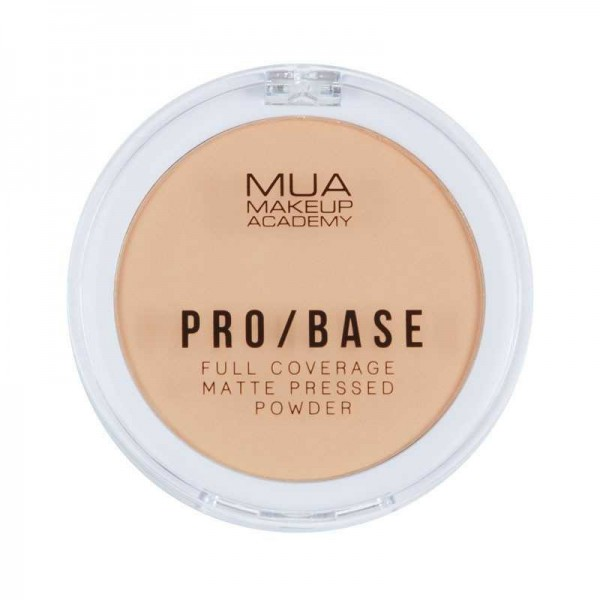 MUA PRO/BASE MATTE PRESSED POWDER - 120