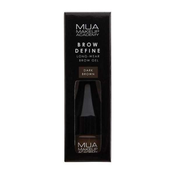 MUA Brow Define Sculpting Gel-DARK BROWN