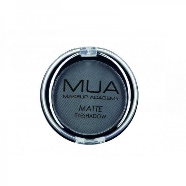 MUA Single Matte Eyeshadow - SLATE