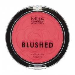 MUA Blushed Powder - Atomic Tangerine
