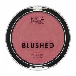 MUA Blushed Powder - Rouge Punch