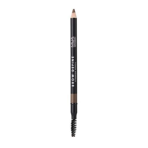 MUA Eyebrow Pencil - Mid Brown