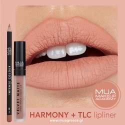 MUA lip combo HARMONY & TLC
