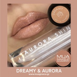 MUA lip set DREAMY & AURORA