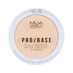MUA PRO/BASE MATTE PRESSED POWDER - 110