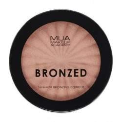 MUA Bronzed - Solar Shimmer - 100