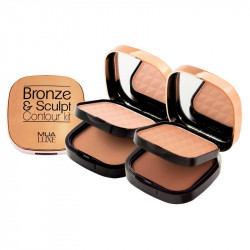 MUA Luxe Bronze And Sculpt Contour Kit