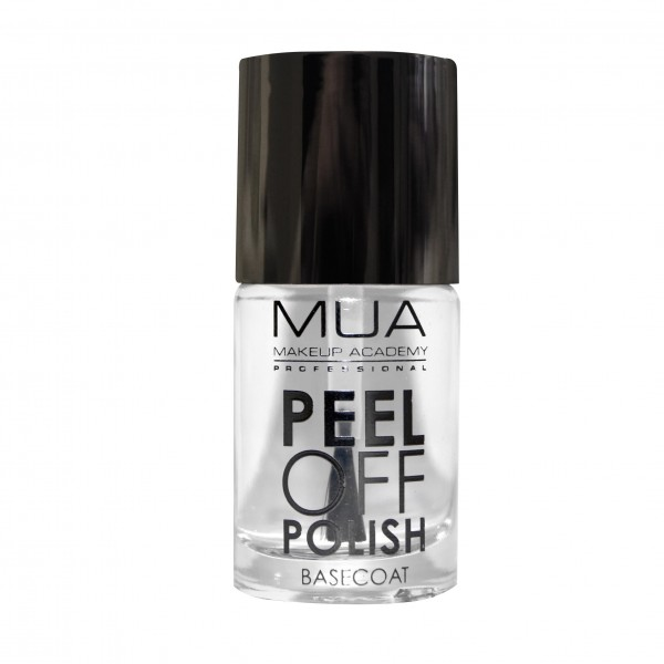 MUA Peel Off Polish Base Coat