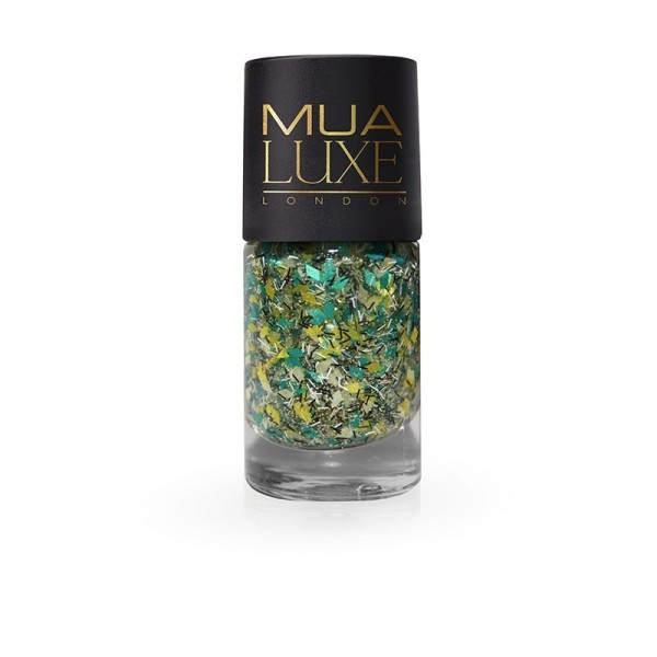 MUA Luxe Glitter Nail Polish - Pixie