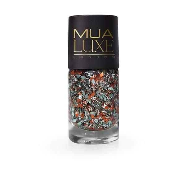 MUA Luxe Glitter Nail Polish - Nixie