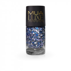 MUA Luxe Glitter Nail Polish - Luna
