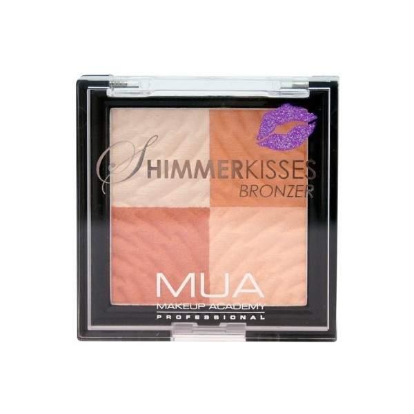 MUA Shimmer Kiss Bronzer - Bronzed Shimmer Kisses