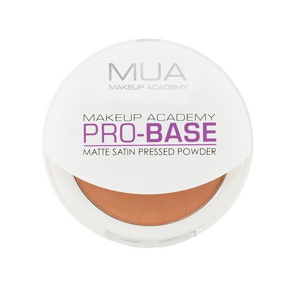 MUA Pro Matte Satin Pressed Powder