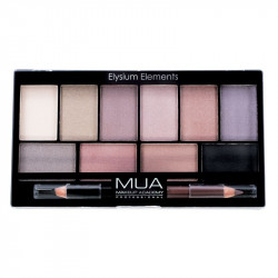 MUA Elysium Elements Eyeshadow Palette