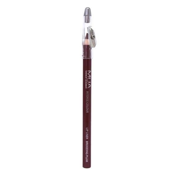 MUA Lip Liner - Brooding Plum