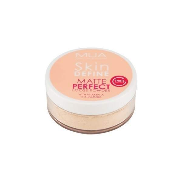 MUA Skin Define Matte Perfect Loose Powder