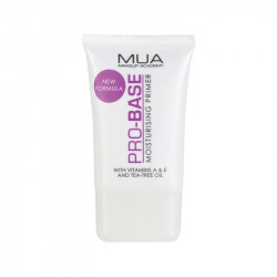 MUA Pro-Base Moisturising Primer - Tea Tree