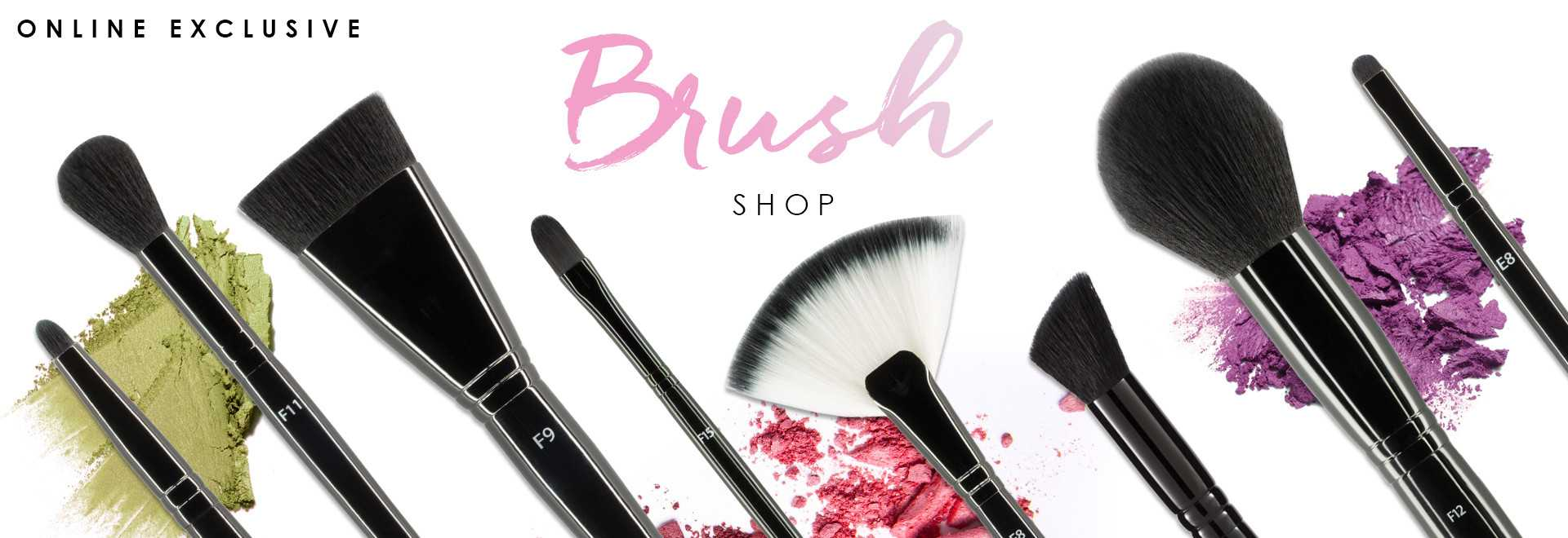 MUA Brushes