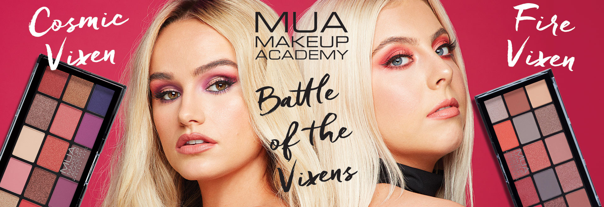 Battle of the Vixens!